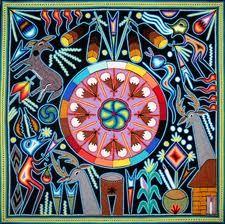 arte huichol - Buscar con Google