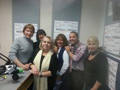 Estudios de grabación de Radio Ideal Internacional Miami