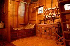 Columbus cabin