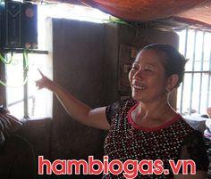Nói về lợi ích mà hầm biogas mang lại