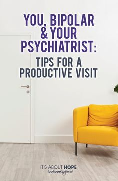 Is your relationship with your psychologist, psychiatrist or therapist all that it can be? Here's how building a productive partnership can be a team effort. http://www.bphope.com/you-your-psychiatrist/
