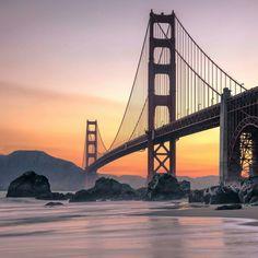 Golden Gate Bridge by oplattner by San Francisco Feelings