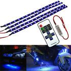 ♯◊ Wireless #Remote Control Motorcycle Blue LED #Light #Strip Kit For Harley-Davidson http://ebay.to/2fTMEBQ