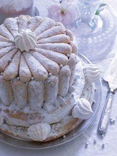 Un gâteau exquis