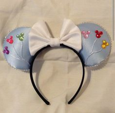 Disney Balloons Inspired - Minnie Mouse Disney Ears
