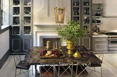 A Half-Subterranean Kitchen That Never Feels Low -- The Cut
