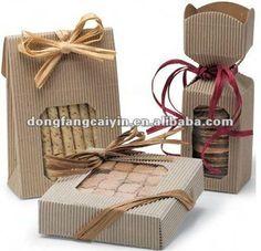 Resultado de imagen para cajas de carton corrugado decoradas