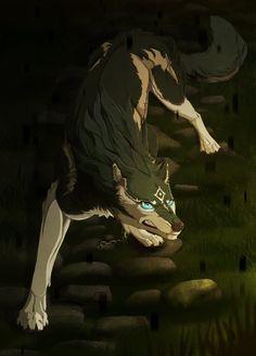 Blue Eyed Beast of Twilight by Ikikurumi on DeviantArt