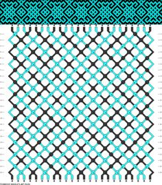 .pattern - macrame friendship bracelet - # 56256 - amizade-bracelets.net