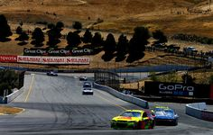 Dale Earnhardt Jr. Photos Photos - Dale Earnhardt Jr., driver of the #88 Axalta Chevrolet, races during the Monster Energy NASCAR Cup Series Toyota/Save Mart 350 at Sonoma Raceway on June 25, 2017 in Sonoma, California. - Monster Energy NASCAR Cup Series Toyota/Save Mart 350