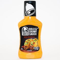 Taco Bell Chipotle Sauce, 8 oz Taco Bell http://www.amazon.com/dp/B0057AAJYU/ref=cm_sw_r_pi_dp_QEvMvb14AS9PT