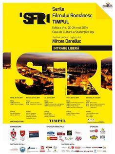 Serile Filmului Românesc – TIMPUL (PROGRAM)