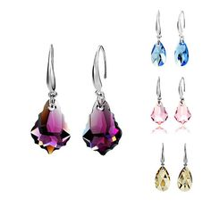 2016 Luxury brincos long earring 5 colors artificial cristal Maple leaves drop earrings for women fashion jewelry♦️ SMS - F A S H I O N 💢👉🏿 http://www.sms.hr/products/2016-luxury-brincos-long-earring-5-colors-artificial-cristal-maple-leaves-drop-earrings-for-women-fashion-jewelry/ US $1.16    Folow @fashionbookface   Folow @salevenue   Folow @iphonealiexpress   ________________________________  @channingtatum @voguemagazine @shawnmendes @laudyacynthiabella @elliegoulding @britneyspears…