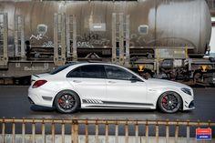 Mercedes-AMG C63 S Edition 1 On Vossen Wheels
