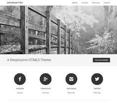 Minimum Pro WordPress Theme Free Download - Genesis Framework - StudioPress