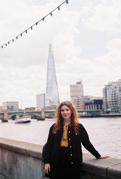 London - shot on 35mm film