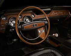 1968 Shelby Cobra EXP500 CSS Black Hornett