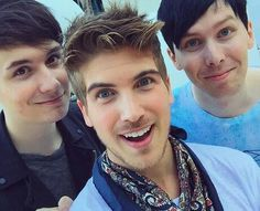 With special guest, the Crystal King Joey Graceffa!