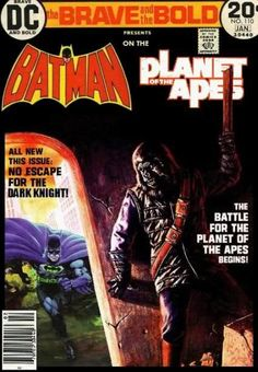 Super-Team+Family:+The+Lost+Issues!:+Batman+and+The+Planet+of+the+Apes