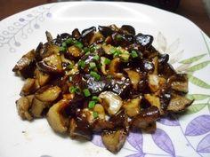 Bloggang.com : บ่งบ๊ง : ✿ เห็ดหอมคั่วเค็ม - เห็ดคั่วน้ำมันหอย ◕‿◕✿
