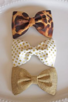 Baby bows | I LOVE the bottom two, @Amy Seim