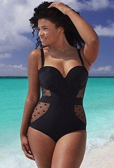 GabiFresh for Swim Sexy The Marchioness E/F Underwire Swimsuit