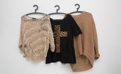 ♥♥fall/winter fashion sweather brown