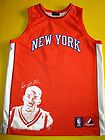 For Sale - New York Knicks #3 Stephon Marbury Basketball Jersey size Youth M Sewn Majestic