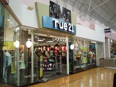 Rue 21 is my life! I love shopping here every chance I can get. I don't like shopping much, so when I spend hours in this store you know I must love it!