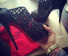 Heels Fashion on We Heart It