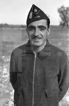 Spain - 1936. - GC - ZONA REPUBLICANA: AGOSTO DE 1936.- Un alférez mecánico de aviación posa para el fotógrafo.
