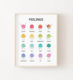 Alphabet Nursery, Alphabet Print, Nursery Prints, Nursery Wall Art, Nursery Decor, Little Girls Playroom, Kids Room, Abc Poster, Kids Poster