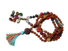 Rudraksha Navgrah Mala Beads Empowers Good Effects of All Planets