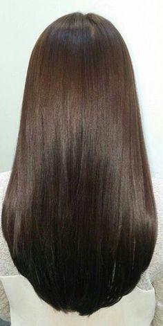 Стрижки на длинные волосы полукруг
