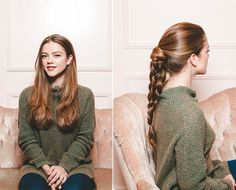 #Braids For Days, Part One: The Knotted Double French Braid