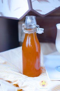 korzenny syrop z dyni Hot Sauce Bottles