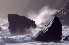 Photographs of Snowdonia and North Wales by Dave Newbould Snowdonia, Anglesey, George Macdonald, Song Of The Sea, Oceans Of The World, Deep Blue Sea, Making Waves, Landscape Photos, Love Art
