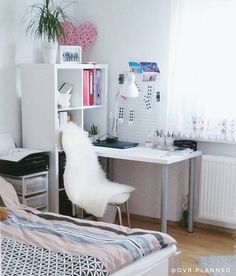 "@ovr.planned auf Instagram: ""My new study space at my mom's house   #studyspace #study #student #studyplanner #studyinspo #ikea…"""