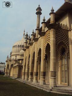 Royal Pavilion, Brighton.