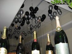 New Years Eve! Gotta have lots of Moët to go around