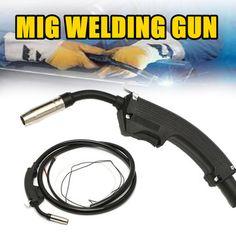 073a189be01650 Clarke Replacement Mig Tool Welding Gun Torch Lead 130EN 180EN Weld  Weldering Parts Projetos, Capacete