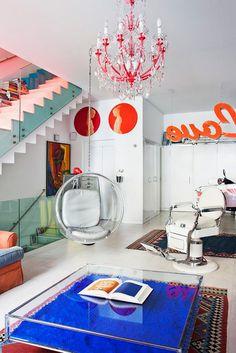 Lisbon Brownstone.  Interior design by Sofia Magalhaes Pereira www.ruiva.com.pt sofiadaruiva@gmail.com