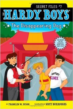 The Disappearing Dog (Hardy Boys: The Secret Files)