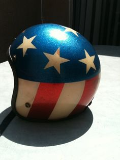 """I remember this and though I was THE """"Evil Knievel"""" when I put it on."""