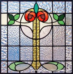 Antique Stained Glass Windows | Scottish Stained Glass