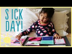 Sick Day Activities: 5 Activities That Your Child Will Love | How Does She