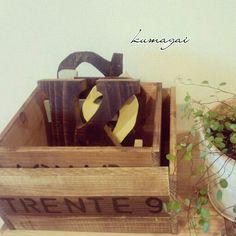 antique BOX風