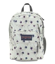 JanSport Big Student Backpack - Goose Grey Urban Oasis Girl Backpacks 2df7999872307