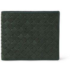Bottega Veneta Intrecciato Leather Billfold Wallet | MR PORTER
