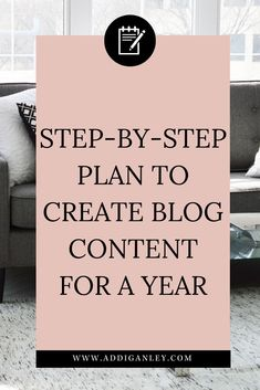 Create and Go | Start a Blog + Blogging Tips